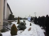 Pogrzeb Ojca Franciszka Pilarskiego - 2017.02.01
