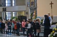 Wręczenie Różańców dzieciom przygotowującym się do I Komunii Świętej - 2017.10.07